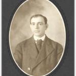 Meyer (Max) Avrunin (Faye's father) 1908