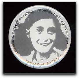 Anne Frank… still believes