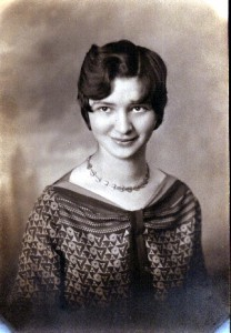 Faye Avrunin's High School Graduation Photo