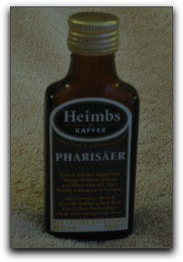 A Tiny Vial of Pharisäer