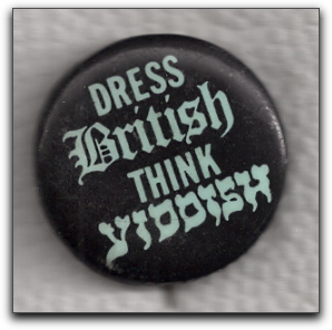 dress british think yiddish