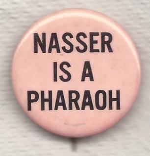 Nasser Is A Pharaoh