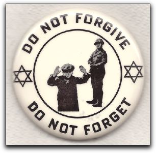 do not forgive; do not forget