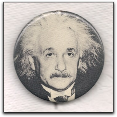Einstein button
