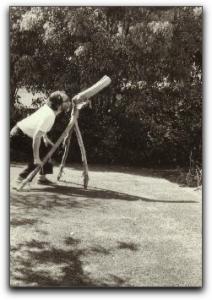 nate hurvitz astronomer
