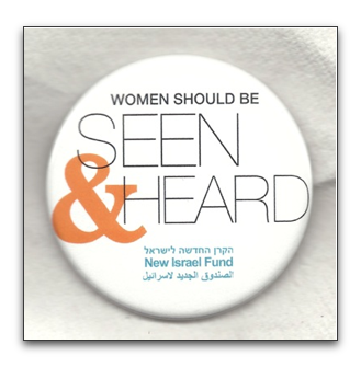 women should be seen & heard