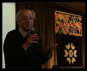 Muki Tzur speaks in NYC