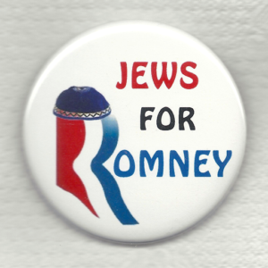 Jews for Romney