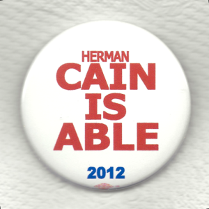 Herman Cain Is Able 2012